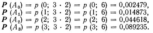 Распределение Пуассона